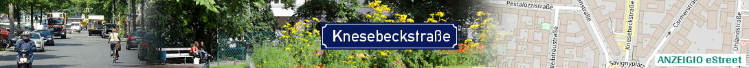 Knesebeckstraße, 10623 Berlin-Charlottenburg