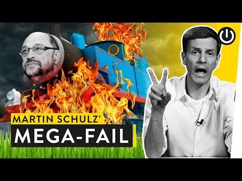 Martin Schulz' Mega-Fail