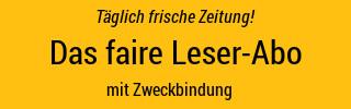 Abo der Charlottenburg-Wilmersdorf Zeitung