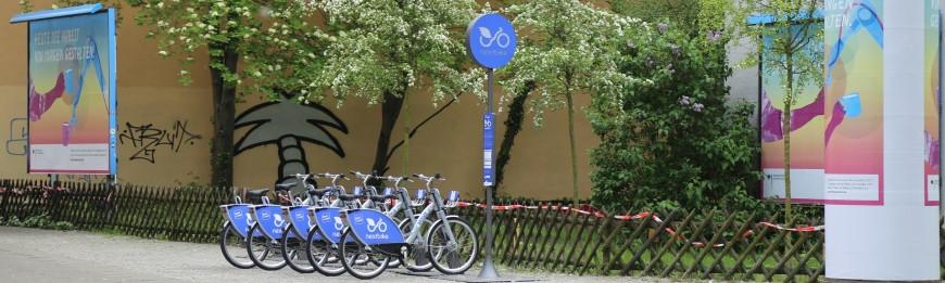 Fahrrad leihen mit Next Bike