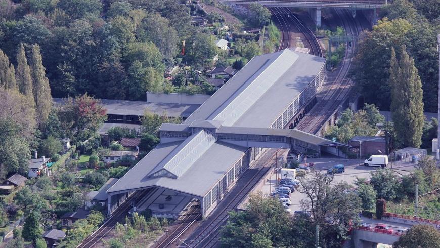 Bahnhof Westkreuz