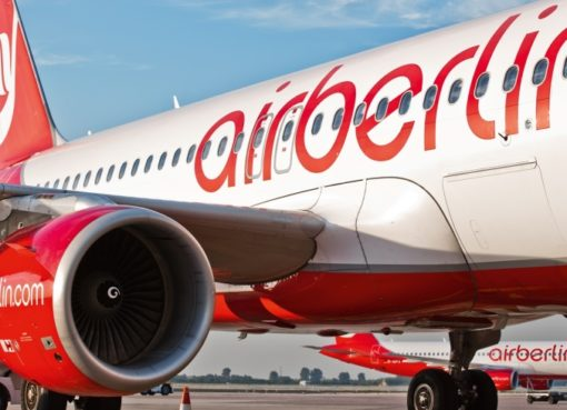 airberlin - Airbus A 320