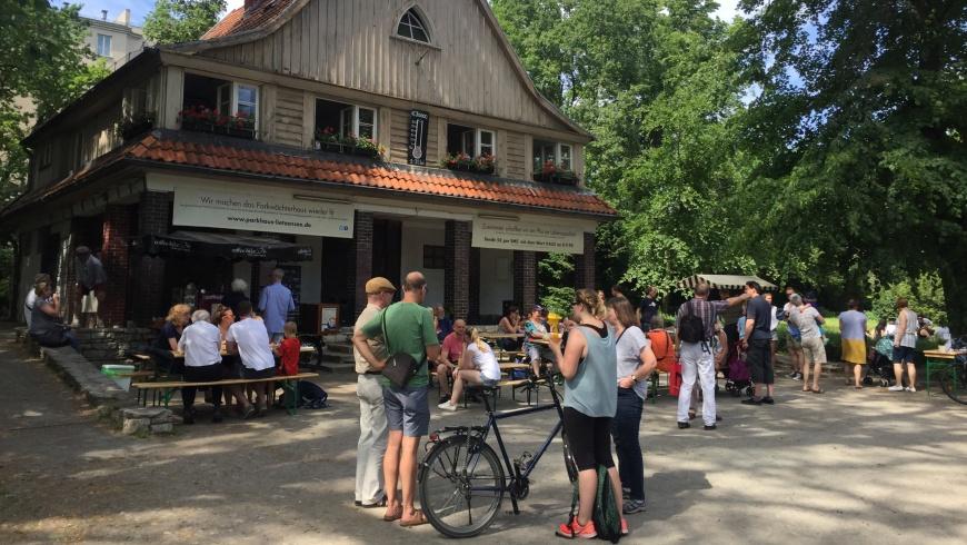 Parkwächterhaus am Lietzensee