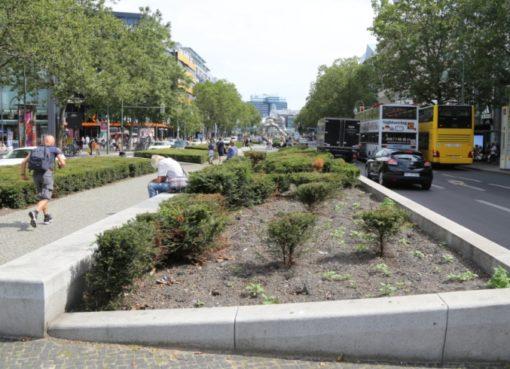 Hochbeet Tauentzienstraße
