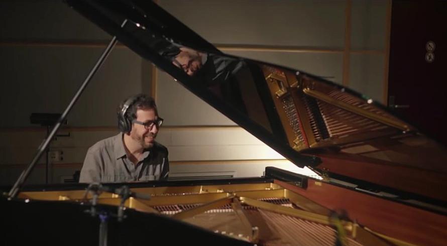 Omer Klein am Piano, vimeo
