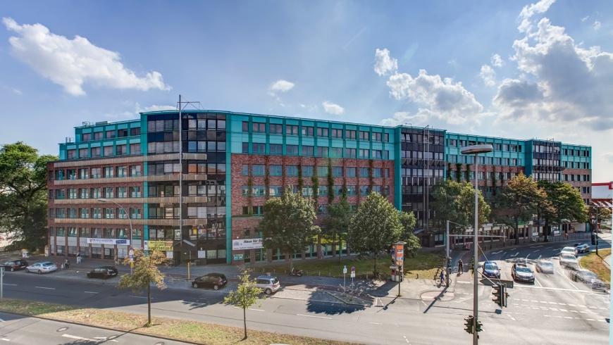 Büroobjekt Kapweg 3-5 in 13405 Berlin