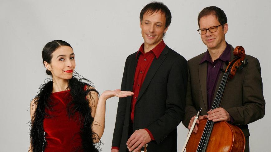 Das Berliner Trio …e la luna? -