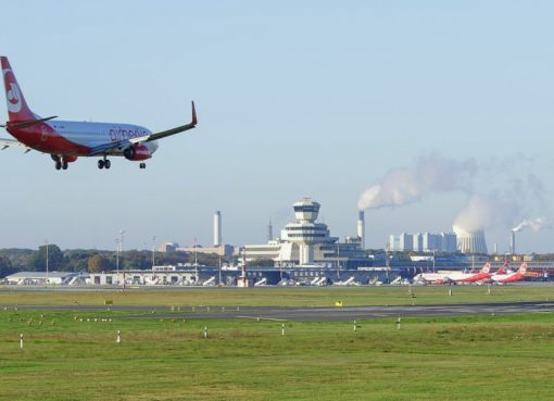 Berlin Flughafen Tegel (TXL)