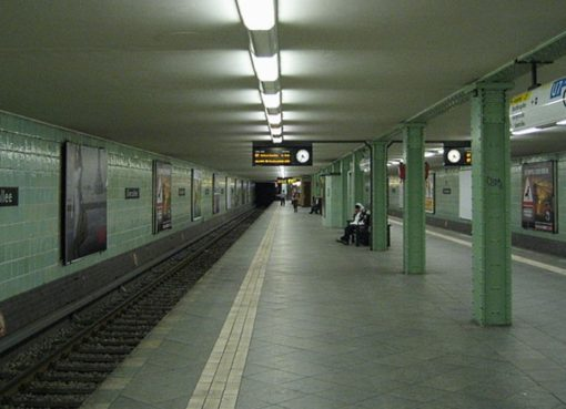 U-BHf. Grenzallee U7