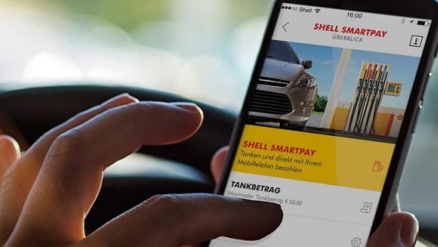 Shell Smartpay per App