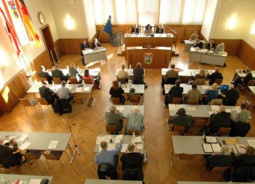 BVV-Saal Charlottenburg-Wilmersdorf