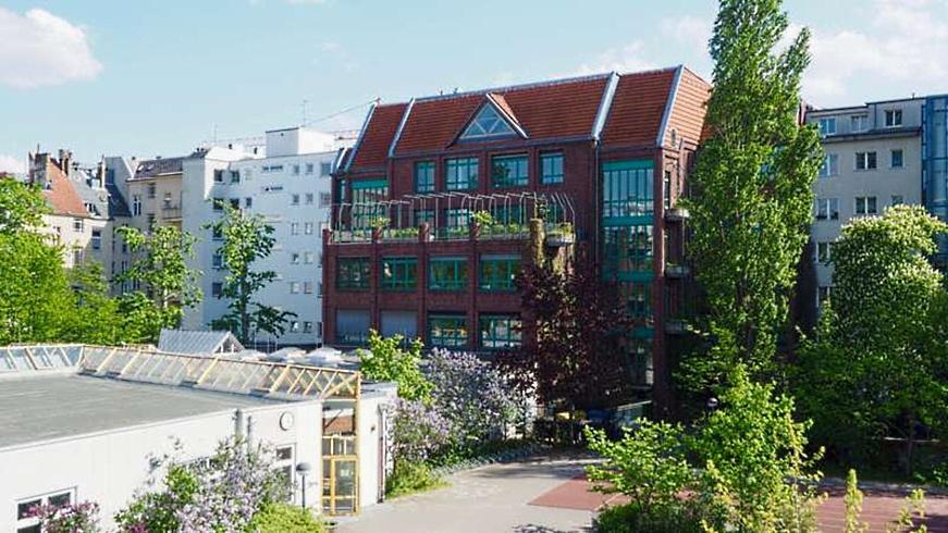 Friedensburg-Oberschule