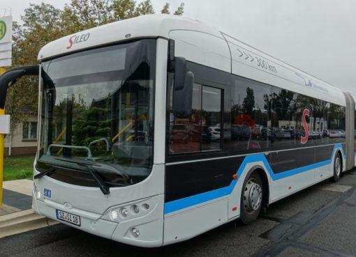 Sileo-E-Gelenkbus im Test