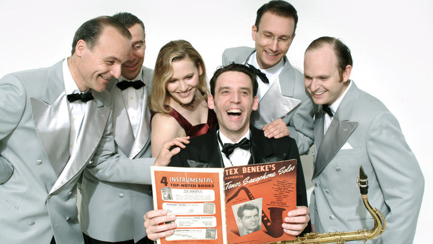 Andrej Hermlin & His Swing Dance Orchestra