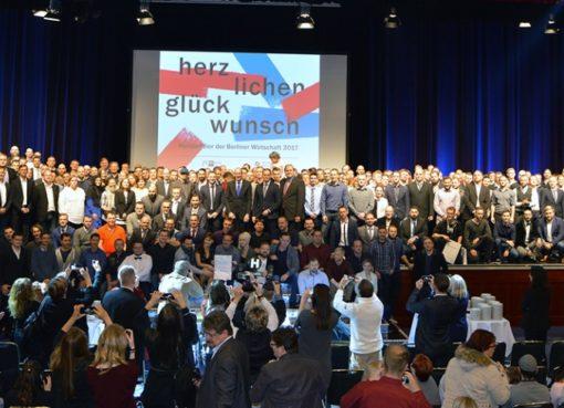 Meisterfeier IHK/HWK 2017