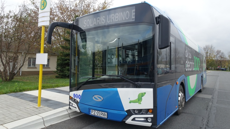 Solaris New Urbino 12 Electric