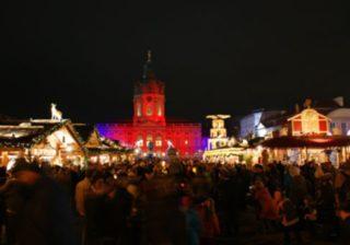 Weihnachtsmarkt am Schloß Charlottenburg