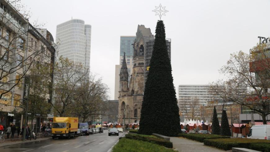 Weihnachtsmarkt am Breitscheidplatz