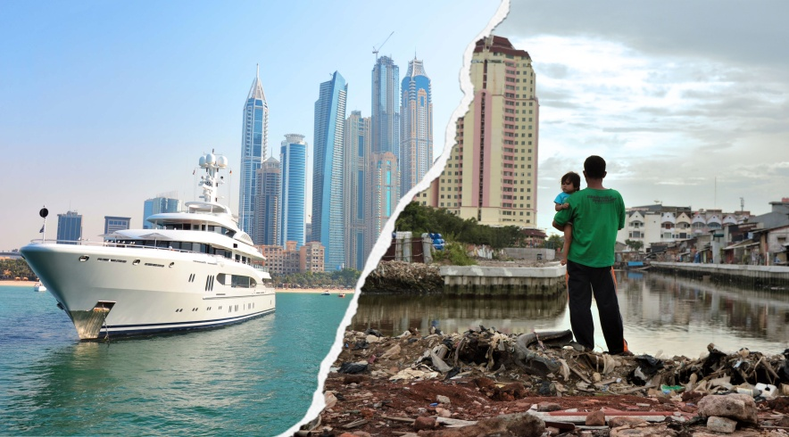 OXFAM: Soziale Ungleichheit