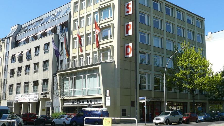 SPD Berlin: Kurt-Schumacher-Haus