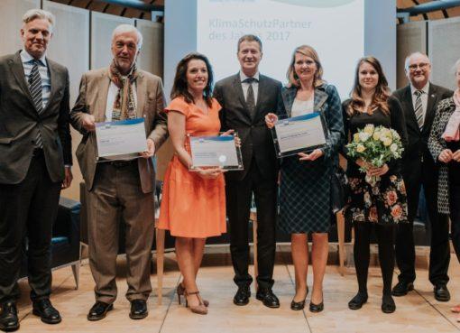 Wettbewerb Klimaschutzpartner 2017