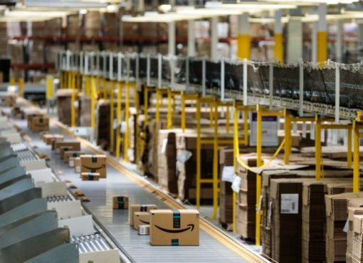 Amazon-Paketlogistik