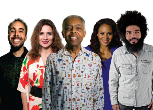 Gilberto Gil & Amigos - Foto: © Paola Alfamor