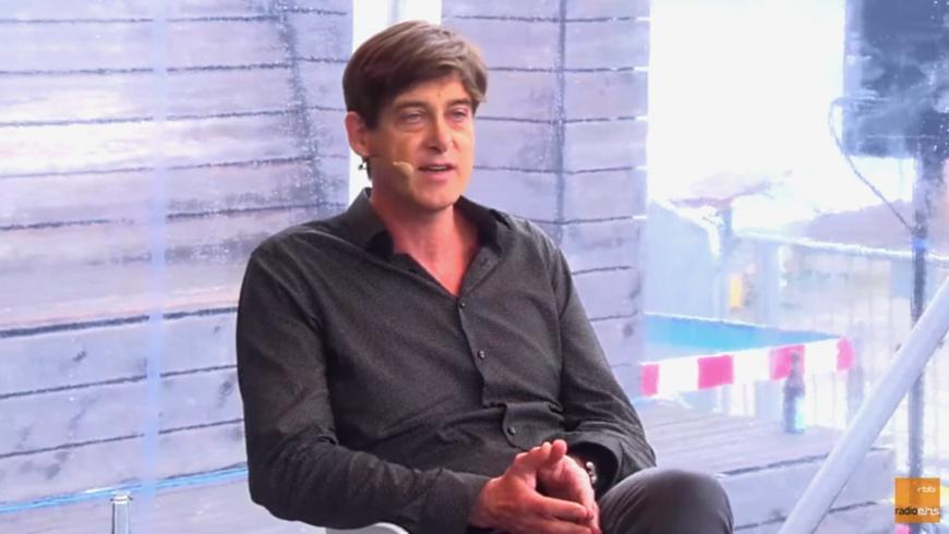 Lorenz Maroldt beim Berlin Talk