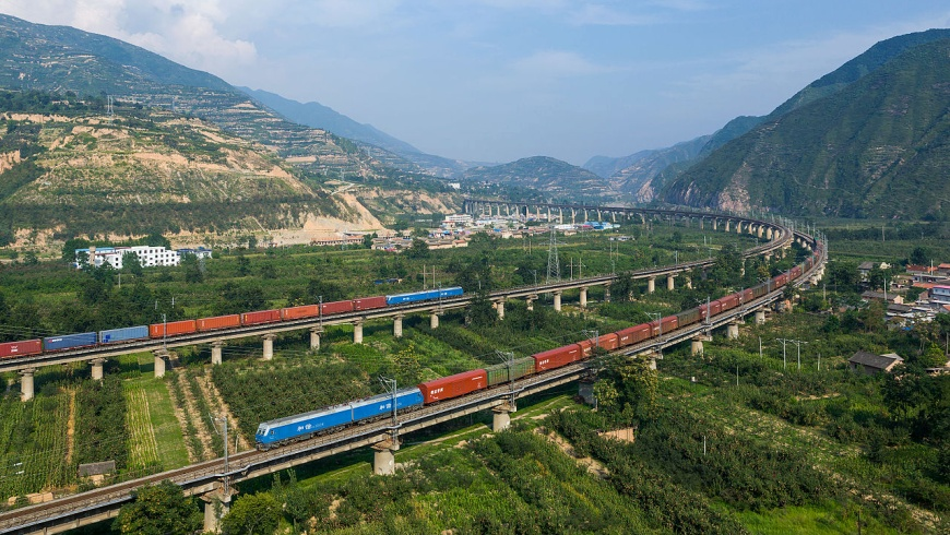 China Railways: Longhai-Linie