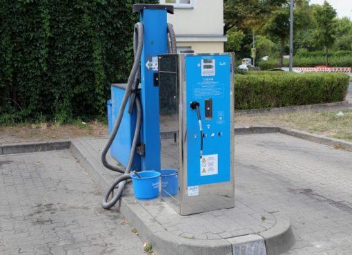 Preßluft-Automat von AIR-SERV