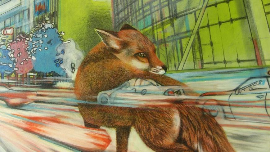 POGO - Der Fuchs in der Großstadt