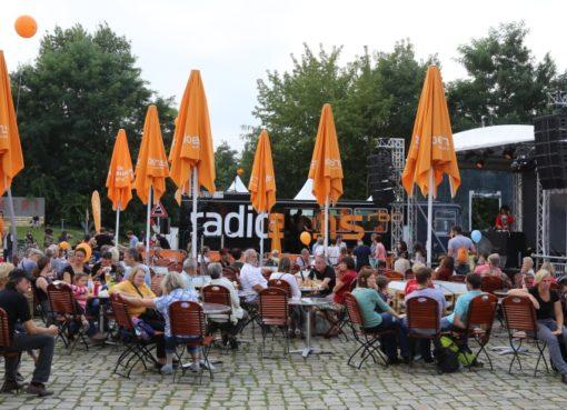 Das radioeins Parkfest 2018