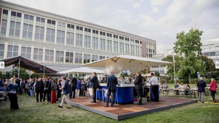 Großes Sommerfest der Berliner Wirtschaft