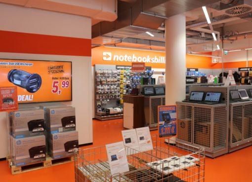 Shop von notebooksbilliger.de