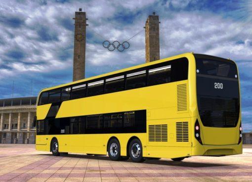 Doppeldecker-Bus Enviro 500