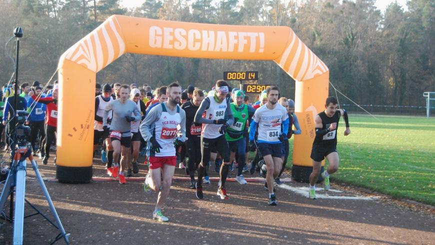 6. Grunewald-Run am 17.11.2018