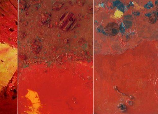 Sándor Barics: Unberührt - Mars Landscapes