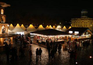 Weihnachtsmarkt Charlottenburger Schloss