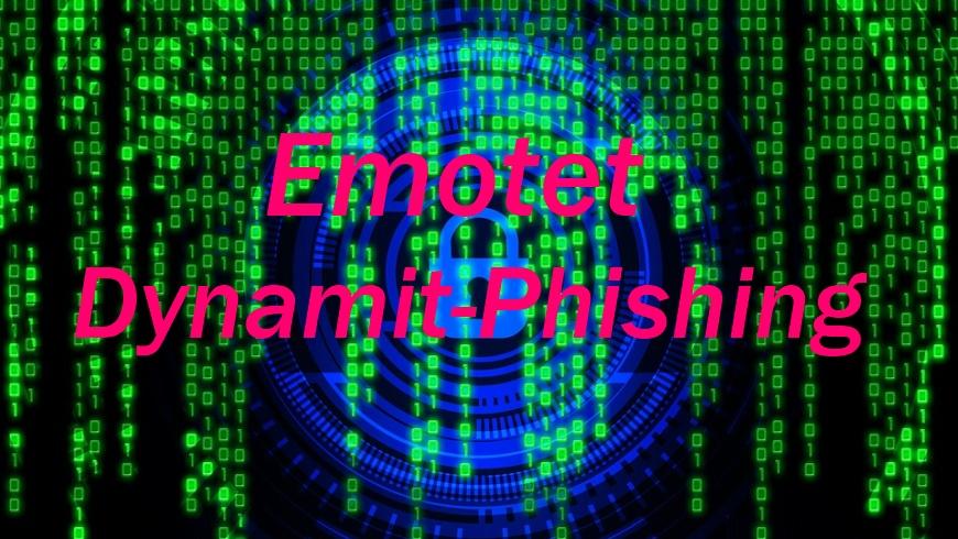 Cyber-Sicherheitswarnung vor Emotet