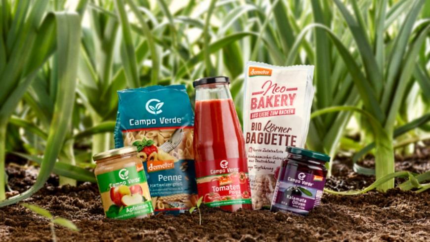 Demeter-Produkte ab Februar im Kaufland