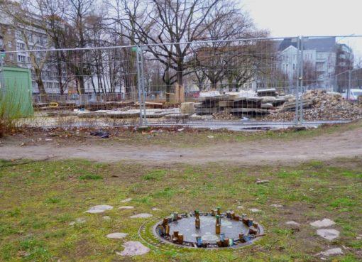 Neugestaltung Olivaer Platz