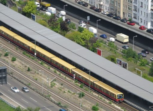 Bahnhof Messe Nord/ICC