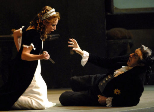 TOSCA von Giacomo Puccini, Deutsche Oper Berlin