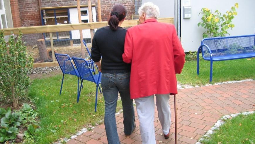 Gesund und aktiv älter werden