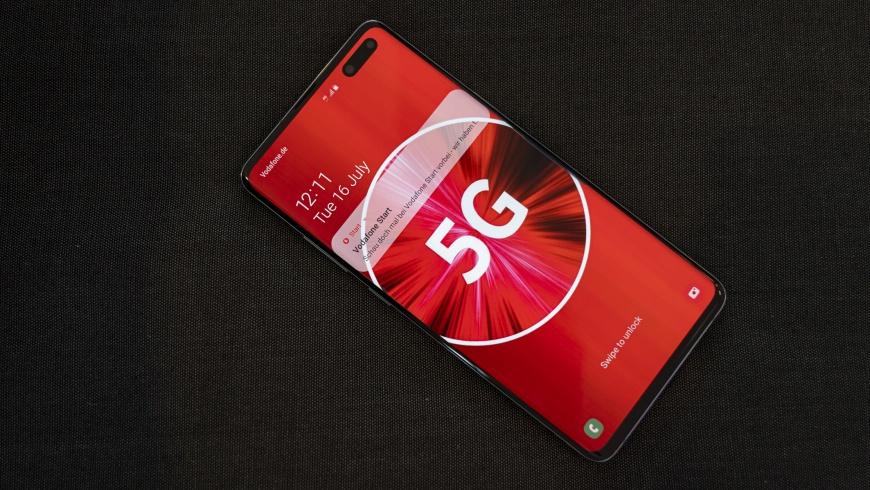 Vodaphone: Start von 5G