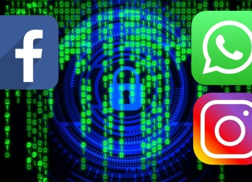 Facebook, Whatsapp und Instagram