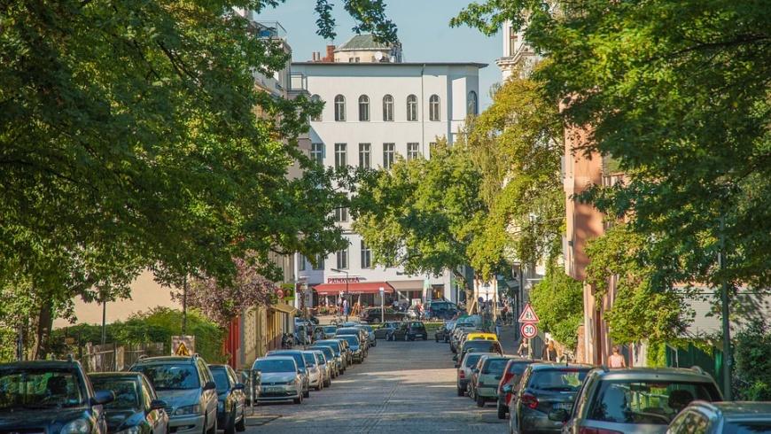 "Städtebauförderprogramm ""Soziale Stadt"""