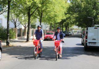 JUMP-Bikes in Schmargendorf