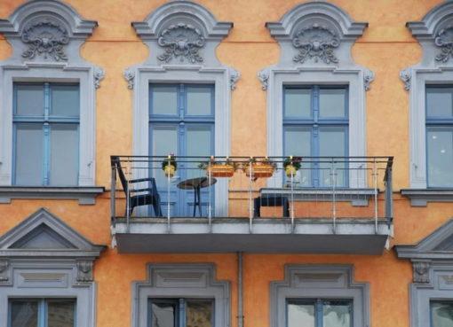 Denkmalschutz Altbau