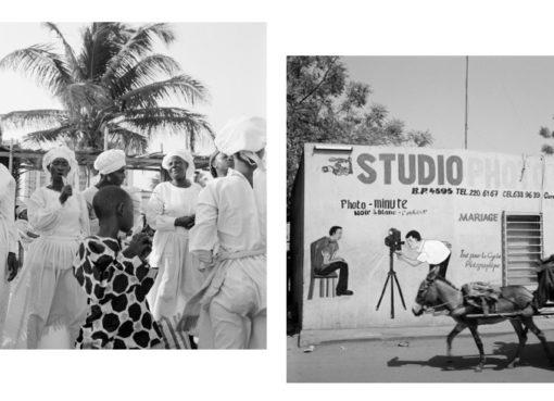 Fotografien von Akinbode Akinbiyi im Gropius Bau